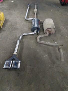 Изготовление выхлопной системы для Hyundai i30